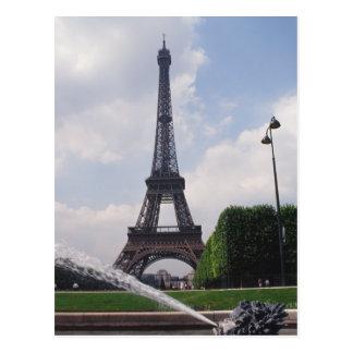 Tour Eiffel Postcard