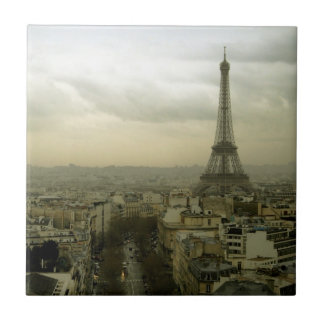 Tour Eiffel Tile