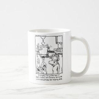 """Tour Guide Louise"" by Jim Kraft Coffee Mug"