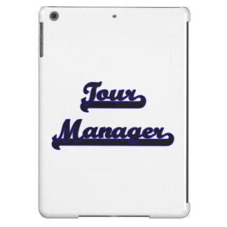 Tour Manager Classic Job Design iPad Air Case