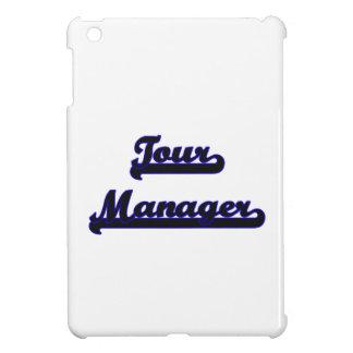 Tour Manager Classic Job Design iPad Mini Cases