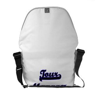 Tour Manager Classic Job Design Courier Bag
