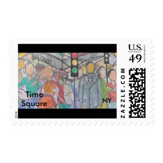 Tour New York /Own it! Stamp