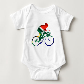 Tour of South Africa Baby Bodysuit