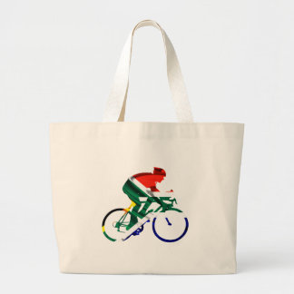 Tour of South Africa Large Tote Bag