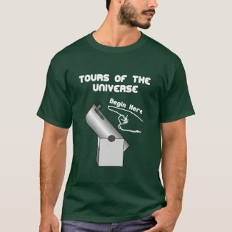 Tour The Universe T-Shirt