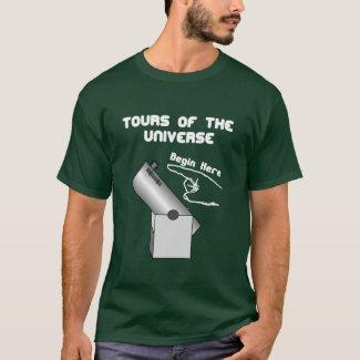 Tour The Universe T-Shirt