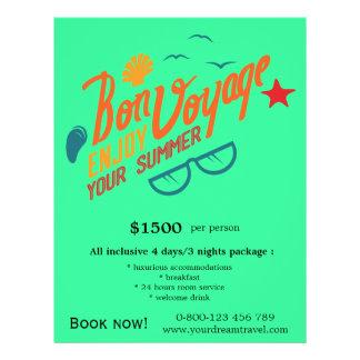 Tour Travels Flyer
