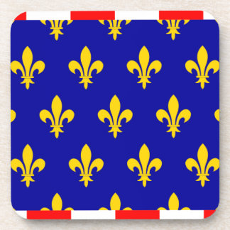 Touraine ( France ) Flag Coasters