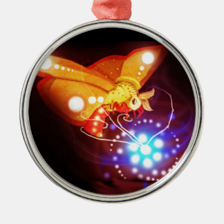 Tourbillion Metal Ornament