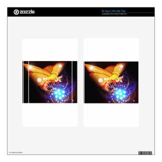 Tourbillion moth kindle fire decal