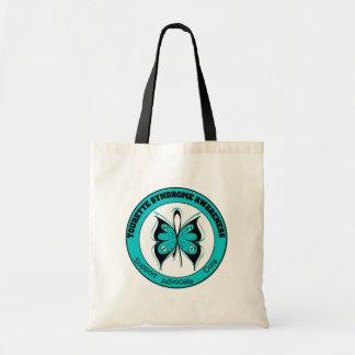 Tourette Syndrome Awareness Tote Bag