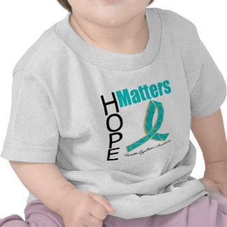 Tourette Syndrome Hope Matters T-shirt