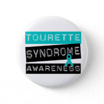 Tourette Syndrome Pinback Button