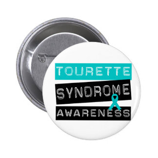 Tourette Syndrome Pinback Button