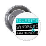 Tourette Syndrome Pins