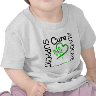 Tourette Syndrome Support Advocate Cure T-shirt