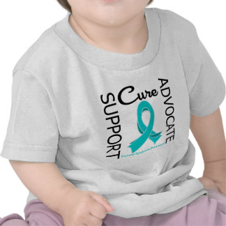 Tourette Syndrome Support Advocate Cure Shirts