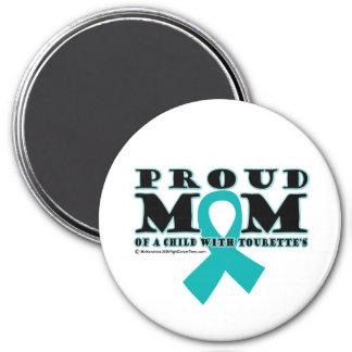 Tourette's Proud Mom Magnet