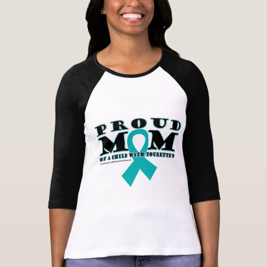 Tourette's Proud Mom T-Shirt