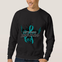 Tourette's Syndrome Awareness 16 (Teal) Sweatshirt