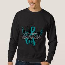 Tourette's Syndrome Awareness 16 (Teal) Sweatshirt