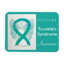 Tourette's Syndrome Awareness Angel Custom Magnet