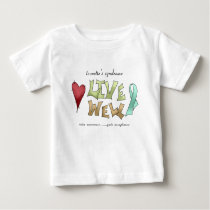 Tourette's Syndrome Awareness Baby T-Shirt