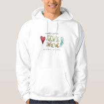 Tourette's Syndrome Awareness Hoodie