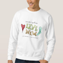 Tourette's Syndrome Awareness Sweatshirt