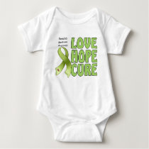 Tourettes Syndrome Baby Bodysuit