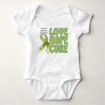 Tourettes Syndrome Baby Bodysuit