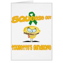 Tourette's Syndrome Card