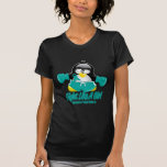 Tourette's Syndrome Fighting Penguin Tee Shirts