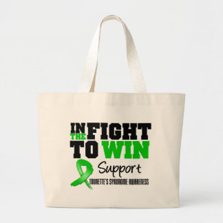 Tourette's Syndrome IN THE FIGHT TO WIN Bags