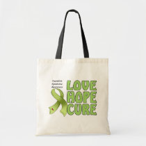 Tourettes Syndrome Tote Bag