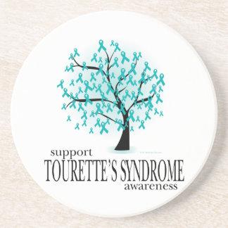 Tourette's Syndrome Tree Coaster