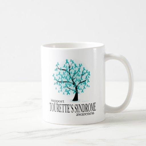 Tourette's Syndrome Tree Coffee Mug