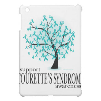 Tourette's Syndrome Tree iPad Mini Cover