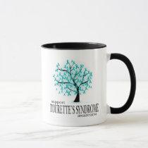 Tourette's Syndrome Tree Mug