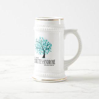 Tourette's Syndrome Tree Mugs