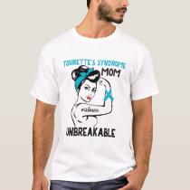 Tourette's Syndrome Warrior Unbreakable T-Shirt