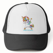 Tourette's Syndrome Warrior Unbreakable Trucker Hat