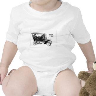 Touring car silencioso septentrional #2. 1906. trajes de bebé