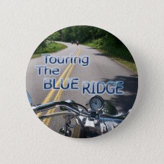 Touring the Blue Ridge Button