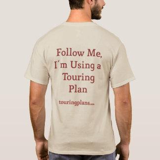 TouringPlans.com I'm Using a Touring Plan T-Shirt