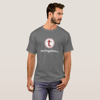 TouringPlans.com Logo T Shirt