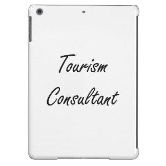 Tourism Consultant Artistic Job Design iPad Air Cases