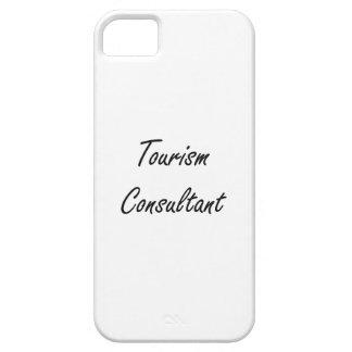 Tourism Consultant Artistic Job Design iPhone 5 Case