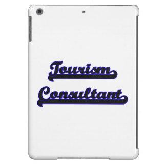 Tourism Consultant Classic Job Design iPad Air Cases